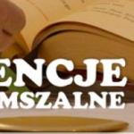 INTENCJE MSZALNE 16.06-21.06.2020